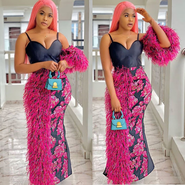 Ankara and Aso Ebi Lace Styles 2020 Checkout