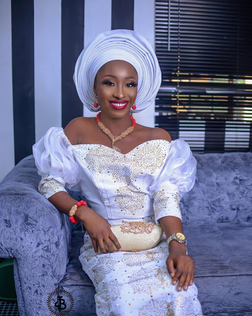Creative Lace Aso Ebi Ankara Styles 2020 Latest Aso Ebi and Ankara Styles for Ladies