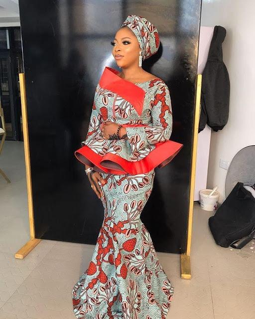 ASO EBI ANKARA AFRICAN DRESSES 2020
