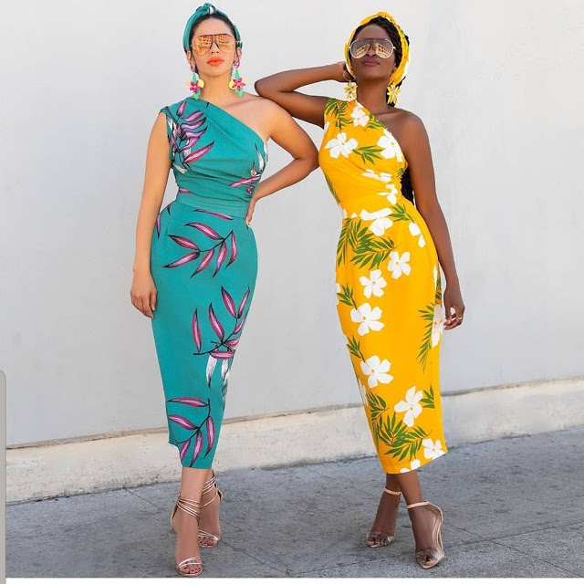Unique Ankara Styles For Wonderful Women