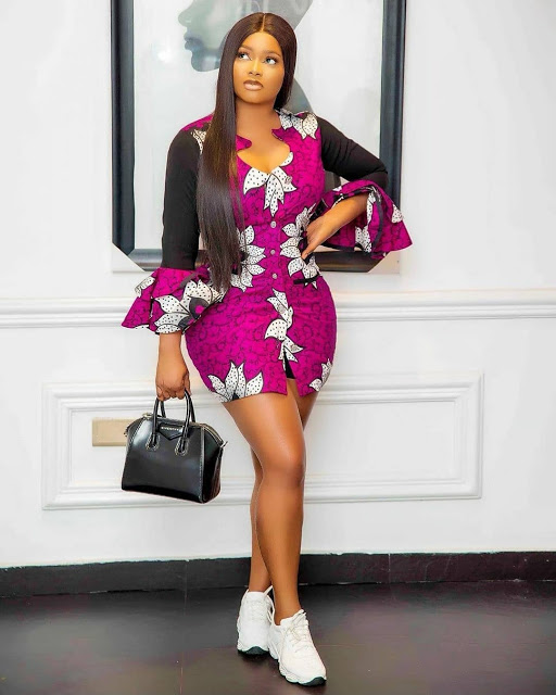 2020 #African Ankara Lace Aso Ebi Styles For African Woman That Will Trend This season