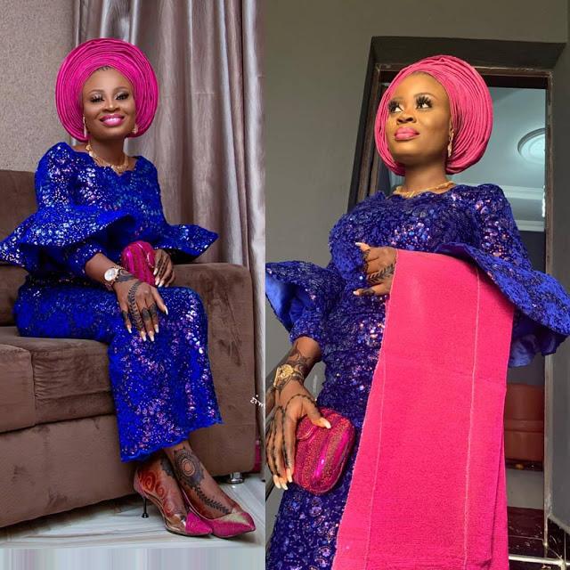 African Fashion Ankara Styles Aso ebi Styles